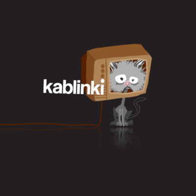 Freelance Graphic Design 2 of 2 • Kablinki logo