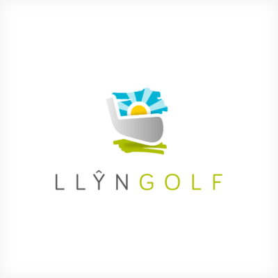 Freelance Graphic Design 2 of 2 • Llyn Golf logo