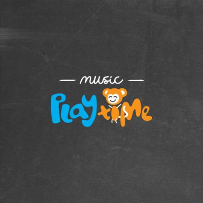 Freelance Graphic Design 2 of 2 • Music Playtime logo