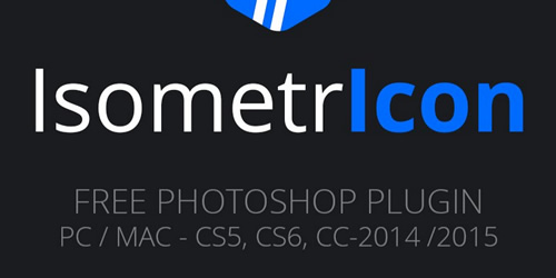Isometricon Photoshop Plugin